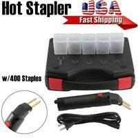 Standard Wave Staples 0.8mm Plastic Stapler Repair Welders 100pk AT263
