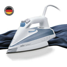 Braun TS725 TexStyle 7 Steam Iron 220 Volts Export Only