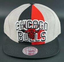 Mitchell & Ness Chicago Bulls Team Snapback Hat Cap NBA NEW HWC Basketball