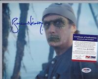 BILL NIGHY -HARRY POTTER-PIRATES OF THE CARIBBEAN- 8x10 Signed Autograph-PSA COA