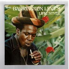 BARRINGTON LEVY-life style   gg LP   (hear)   roots reggae   new