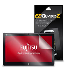 2X EZguardz LCD Screen Protector Skin Cover HD 2X For Fujitsu Stylistic Q704
