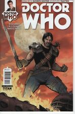 Doctor Who The Eleventh 11th Doctor Adventures Year Two #11 comic book TV show