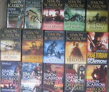 15 X SIMON SCARROW - Read inside