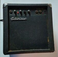 SILVERTONE SMART IIIS Guitar AMP Black Amplifier 26 watt