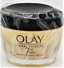 Olay Total Effects 7 in One Night Firming Cream 1.7oz *READ*