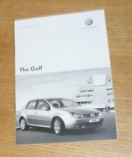 Volkswagen VW Golf Mk5 Price Guide 2007 1.4 1.6 MATCH GT GTI Edition 30 2.0 TDI