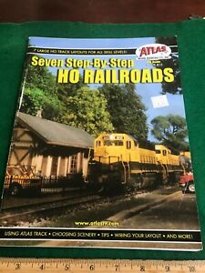 Step By Step HO Railroads Good  Condition (HO37120)