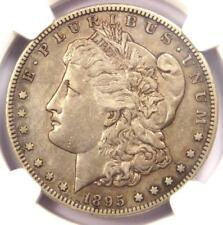 1895-S Morgan Silver Dollar $1 - Certified NGC XF45 (EF45) - $1,390 Value!