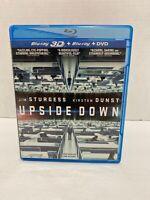 Upside Down (Blu-ray/DVD, 2013, 2-Disc Set, 3D)