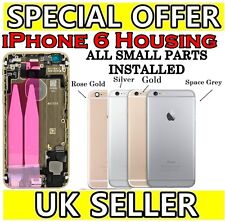 iPhone 6 Back Chasis Housing Replacement Cover Frame Full Assembly With Parts