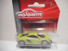 Véhicules miniatures en plastique pour McLaren, pas de offre groupée