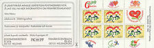 FINLAND BOOKLET :1993 Friendship  complete SG SB35 MNH