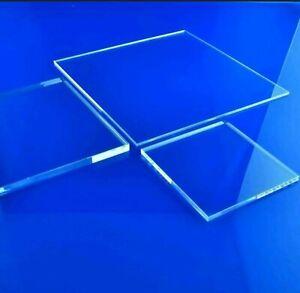 Acrylglas/Plexiglas Zuschnitte nach Wunsch (!!!Beschreibung beachten!!!)