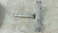 01 Suzuki SV650 SV 650 S SV650s lower triple tree fork shock mount clamp