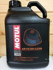 Motul Olio Filtro aria Più pulita MC cura A1 A3 Set