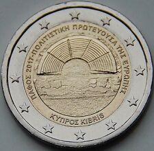 Pièce commémorative neuve de 2 euro ( Chypre 2017 )