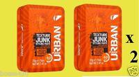 2 x Fudge Urban Texture Junk 75ml Each