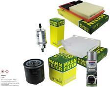 MANN-FILTER Paket + Presto Klima-Reiniger für VW Golf VI 5K1 V 1K1 5M1 521