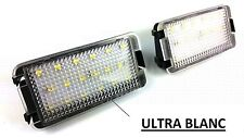 ECLAIRAGE PLAQUE D'IMMATRICULATION A 36 LED SMD SEAT LEON 1 IBIZA TOLEDO ALTEA