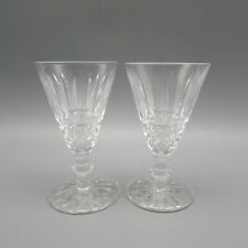 Waterford Crystal Tramore Sherry Wine Glasses - Set of Two