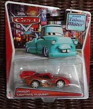Cars Disney Pixar 2015 Dragon Saetta McQueen introvabile Mattel 1 55 Maclama