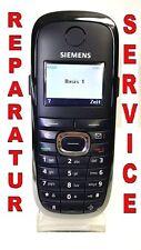 Siemens Gigaset SL37 SL37H SL3 Professional Reparatur  Display Wechsel Service