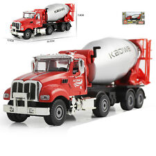 Cement Mixer Truck Vehicle Car Model Toy 1:50 Scale Diecast With box