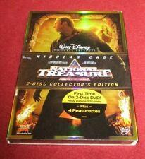 National Treasure NEW SEALED 2 DVD Special Edition, Nicolas Cage, Jon Voight