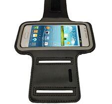 Pour Samsung Galaxy S3 /S4 /S5 / S6 /S6 EDGE /S7 - Housse Brassard Sport Noir