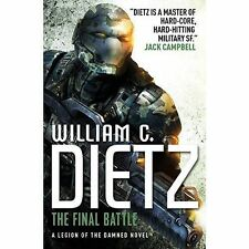 The Final Battle (Legion of the Damned 2),William C. Dietz,New Book mon000010524