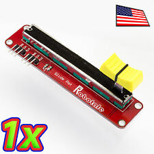 10K Ohm Dual Output Slide Potentiometer Linear Trim Pot Module for Arduino