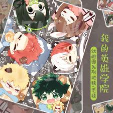 Banpresto My Hero Academia Boku no Hero Akademia Blanket flannel Christmas Gift