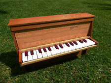 VERY RARE TOY PIANO MICHELSONNE PARIS 30 KEYS SEE VIDEO