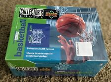 1995 96 Upper Deck Spanish Series 2 NBA Basketball Box - Michael Jordan - Sealed