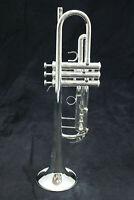 "Yamaha YTR-8345IIS Xeno Series Bb Trumpet, .462"" Bore, Silver Plated w/ Case"