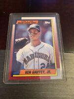 1989 TOPPS DEBUT BASEBALL #46 KEN GRIFFEY JR MLB MARINERS MINT FREE SHIP 🔥🔥👀