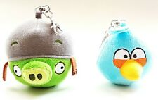 Angry Birds stuffed animals charms breloque Figure lot of 2 pcs