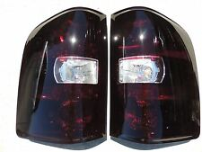 Silverado 07-13 Smoked Tail Lights black OEM Tinted Factory non led CUSTOM