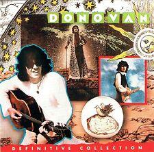 (CD) Donovan - Definitive Collection - Atlantis, Hurdy Gurdy Man, Mellow Yellow