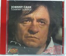 JOHNNY CASH - COUNTRY CLASSICS CD