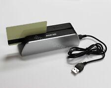 MSR X6 Smallest USB-Powered Magnetic Credit Card Reader Writer Encoder Stripe