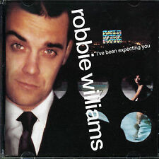 ROBBIE WILLIAMS I'VE BEEN EXPECTING YOU CD 1999 NEW
