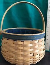 Longaberger Collector's Club Sewing Circle Basket Set New