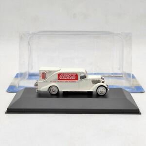 1:72 Dodge KH-32 Streamline Fountain Van 1934 White Diecast Model Collection