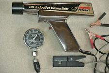 Sears Penske Inductive Timing Light Model 2442138 And Sears Compression Tester