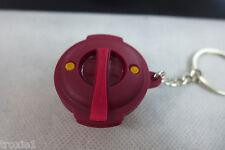 Tupperware Key Chain Mini Microwave Pressure Cooker Holds Pills Vitamins Etc New