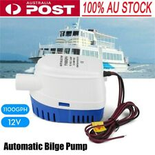 Boat Marine Automatic Submersible Bilge Water Pump Float Switch Internal 12v