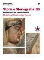 Storia e Storiografia PLUS vol.1A+1B D'anna scuola, Desideri, cod:9788881049813