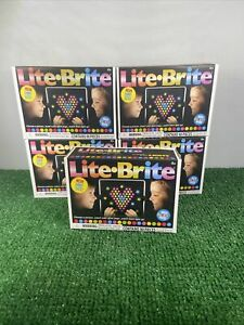 Mini Size Lite Brite New In Package 90 Pieces Ages 4+ New Kids Toy Lite Bright